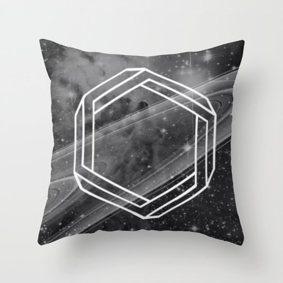 IMPOSSIBLE II Throw Pillow