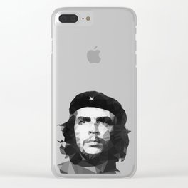Che Clear iPhone Case