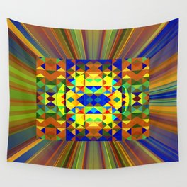 Stand up and be Proud.... Wall Tapestry