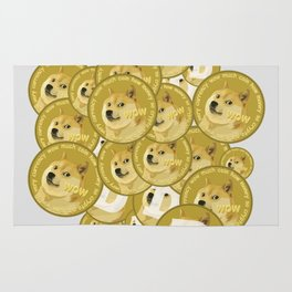 Such coins, so much dogecoins Rug