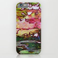 Cherry Blossom Time iPhone 6s Slim Case