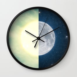As each day ends... Wall Clock