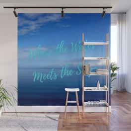 Text | Words | Sayings | Join Me... | Beach Vibes | Vacation Wall Mural