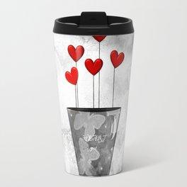 Heart Pot Travel Mug