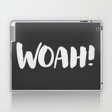 WHOA! Laptop & iPad Skin