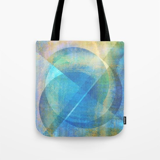 Abstract NC 02 Tote Bag