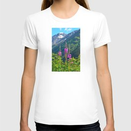 Fireweed ~ Mid-Summer T-shirt