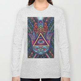 Abstract Design #34 Long Sleeve T-shirt