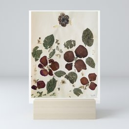 Roses Are Dead Mini Art Print