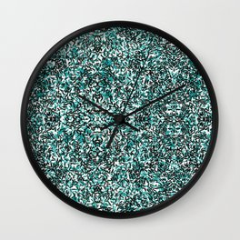 Blue Rice, Rice Baby Wall Clock