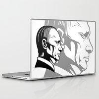putin Laptop & iPad Skins featuring putn by b & c