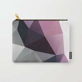 Aubergine Carry-All Pouch