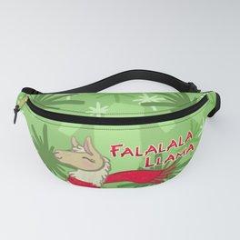 Falalala Llama! Fanny Pack