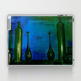 glass is green Laptop & iPad Skin