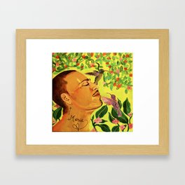 Maria 415 Framed Art Print