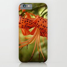 Wild Tiger Lily iPhone 6s Slim Case