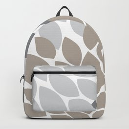 neutral petals Backpack