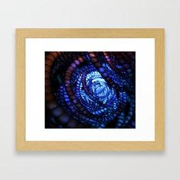 Recursion Framed Art Print