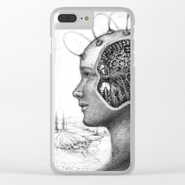 Android-Mind 2014-01-20 Clear iPhone Case