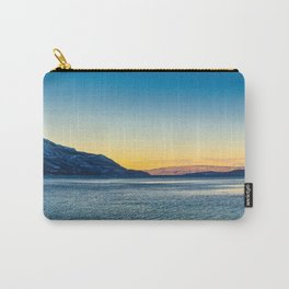 Sunrise over Norway Carry-All Pouch