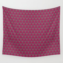 Apples Pattern Wall Tapestry
