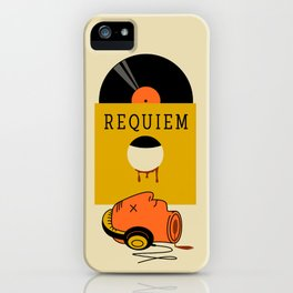 requiem iPhone Case
