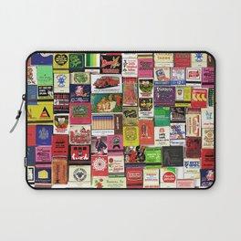 Antique Matchbooks Laptop Sleeve