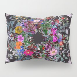 Butterfly Garden Pillow Sham