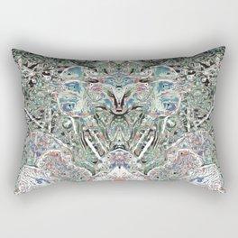 Living Garden Rectangular Pillow