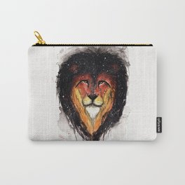 Fire Lion. Carry-All Pouch