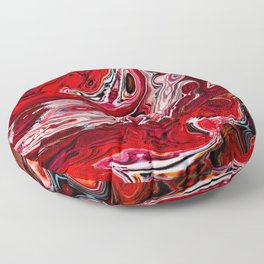 Marbled VI Floor Pillow