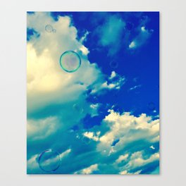 Happiness Photography Canvas Print