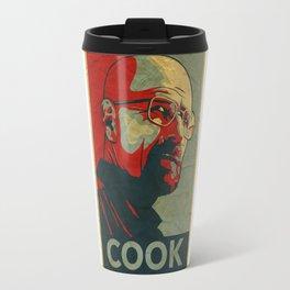 Walter White - The Cook Travel Mug