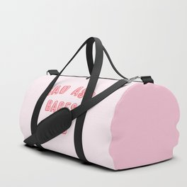 BAD ASS BABES CLUB Duffle Bag
