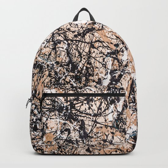 Reflecting Pollock Backpack