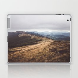 Over the hills and far away Laptop & iPad Skin