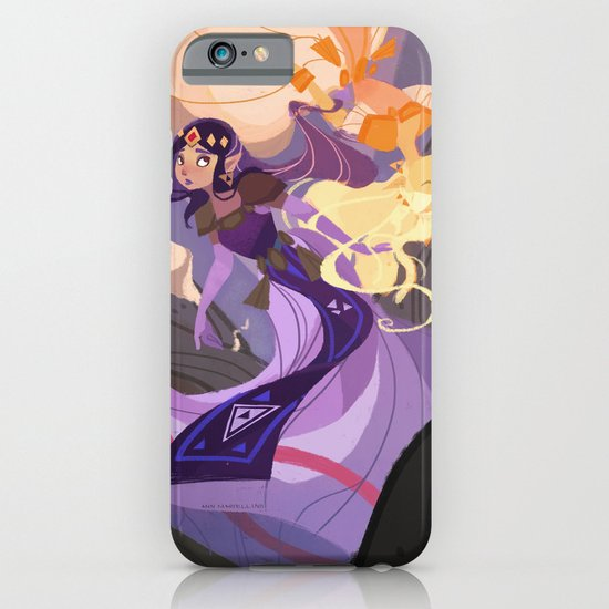 Wisdom's Mirror iPhone & iPod Case