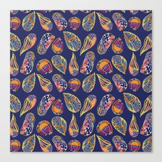 shell colorful Canvas Print
