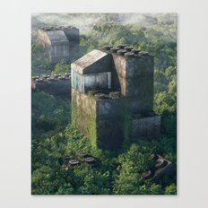 Childhood Memories Canvas Print