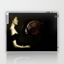 In the Heart of a Rose Laptop & iPad Skin