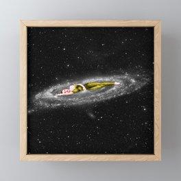 Midnight Sky Framed Mini Art Print