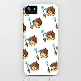 Magic Baby Kewpie Harry iPhone Case