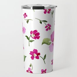Confetti Pink Travel Mug