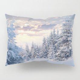 Snow Paradise Pillow Sham