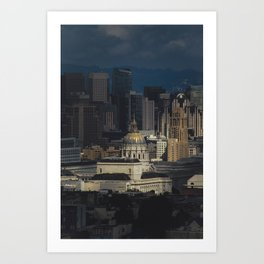 City Hall Art Print