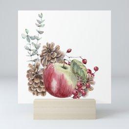 Winter Composition Mini Art Print
