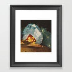 destiny... Framed Art Print