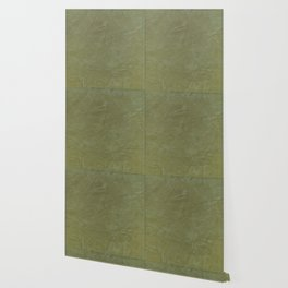 Italian Style Tuscan Olive Green Stucco - Luxury - Comforter - Bedding - Throw Pillows - Rugs Wallpaper