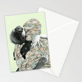 Love & Money Stationery Cards