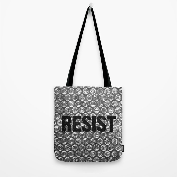 Resist Tote Bag